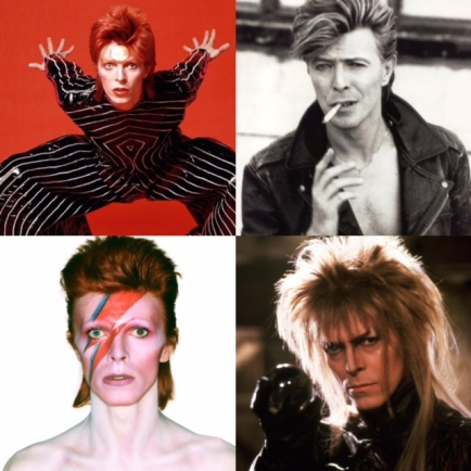 Bowie montage